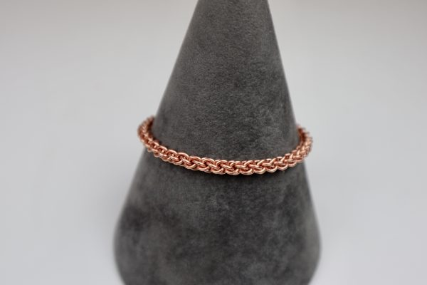 Bare Copper Jens Pind Linkage